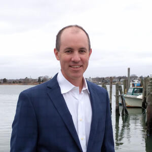 Ryan Clark, President & CEO of The Town Dock