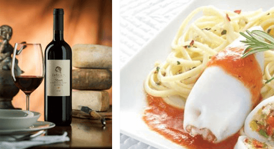 Chianti Wine & Calamari Pairings | The Town Dock