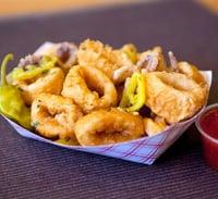 Town Dock Fried Calamari | Rhode Island