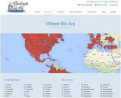 Where We Are | International Seafood | The Town Dock