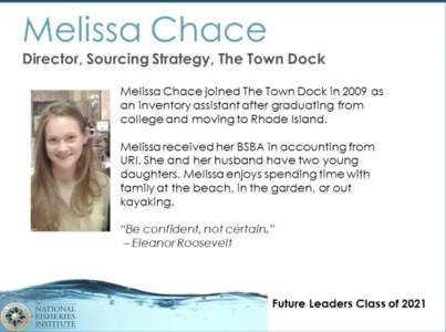 Melissa Chace, Director, Sourcing Strategy