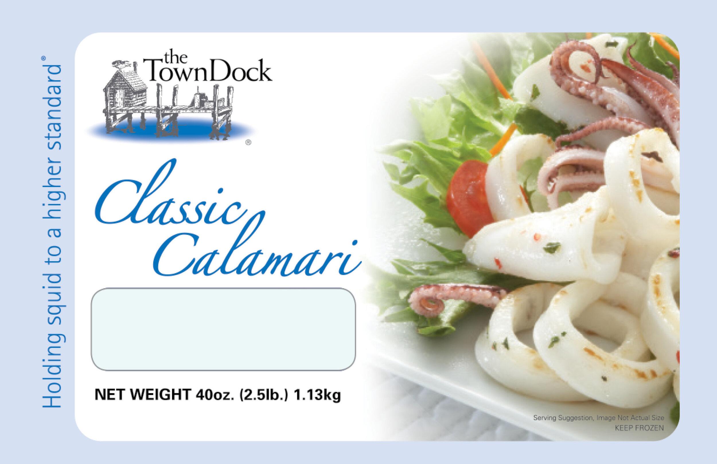 Classic Calamari