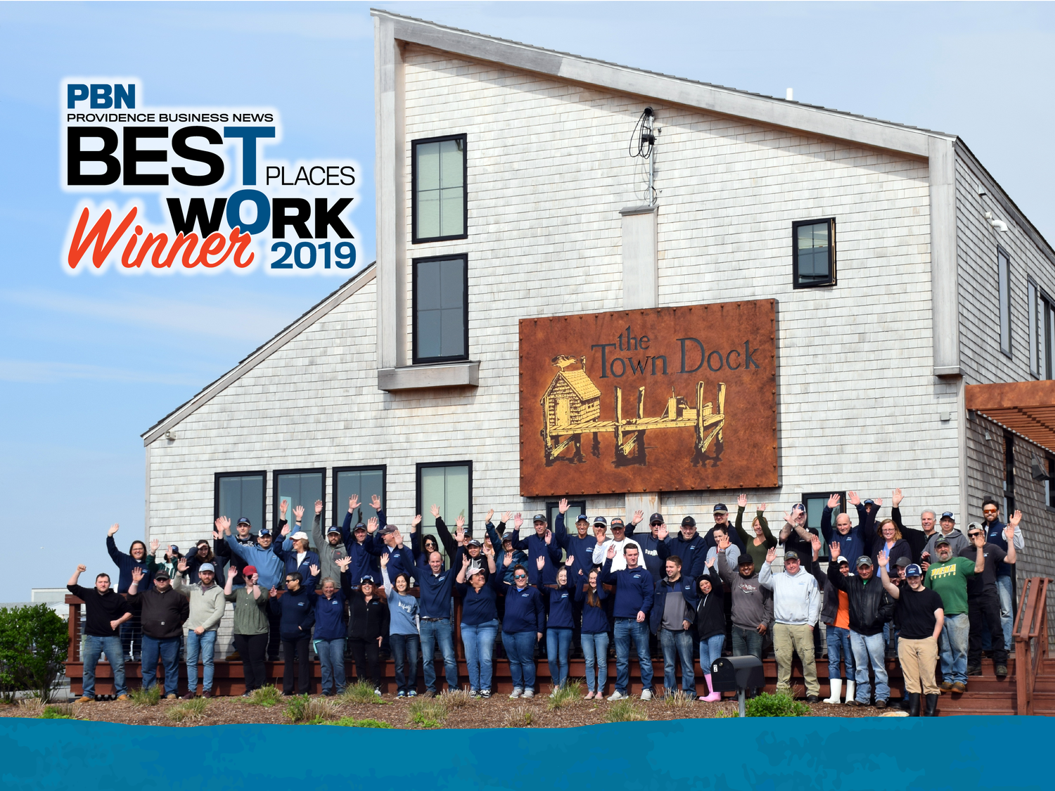 One of Rhode Island's Best Places to Work!
