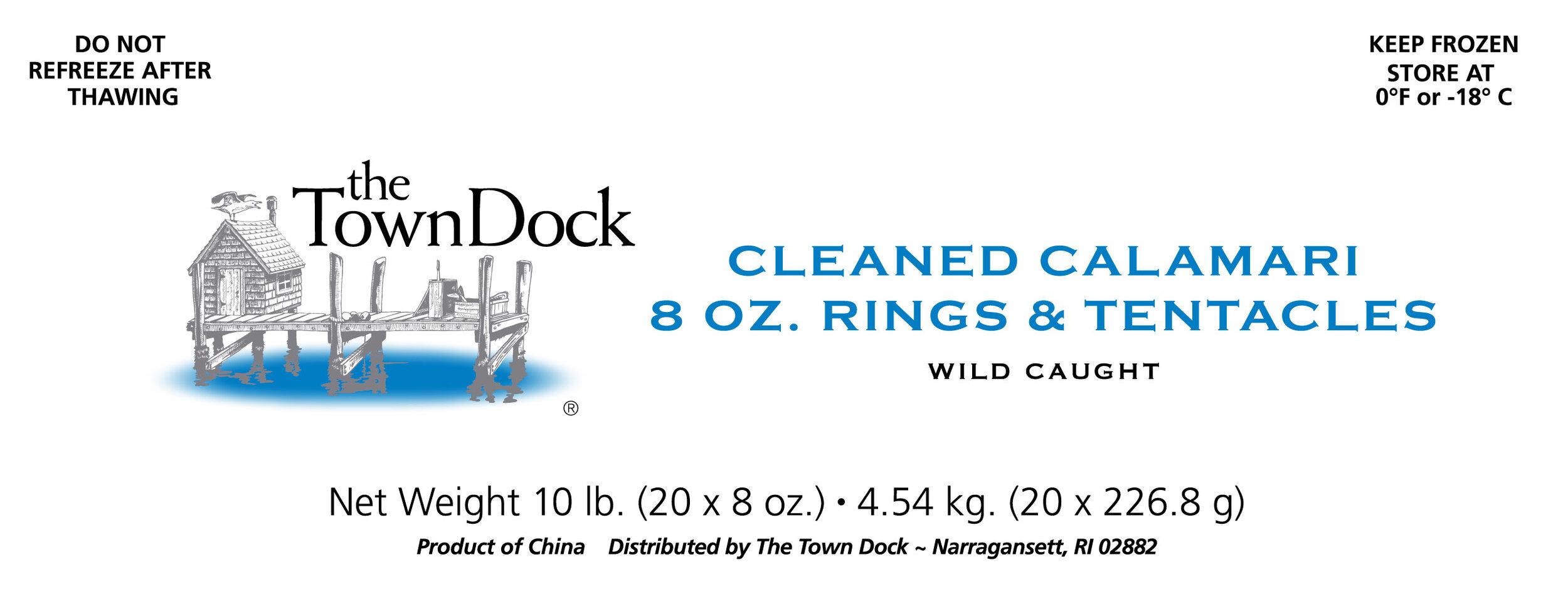 Calamari Portion Packs