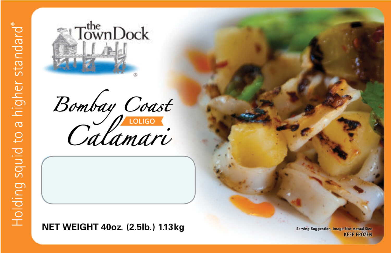 Bombay Coast Calamari
